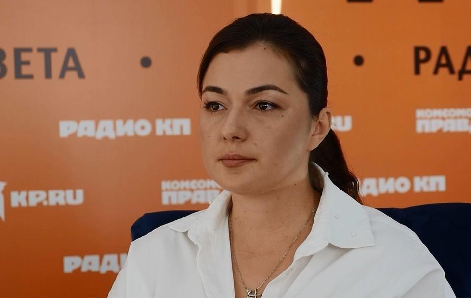 Яна Сторожук