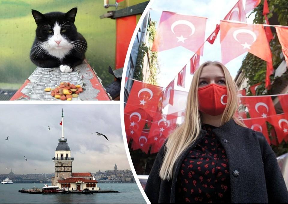 Турция в числе первых открыла границы для россиян