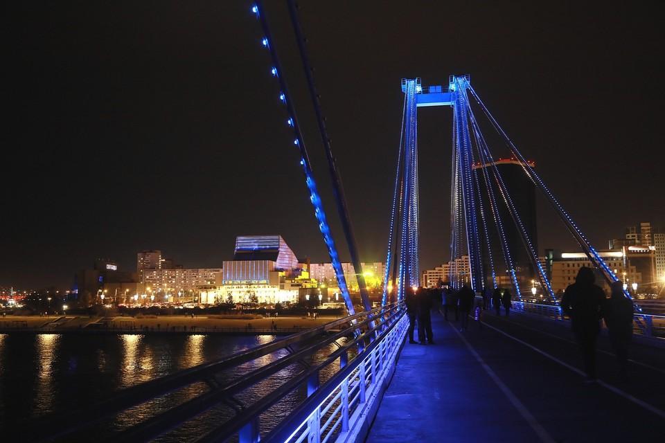 В Красноярске готов проект нового перехода на Стрелке