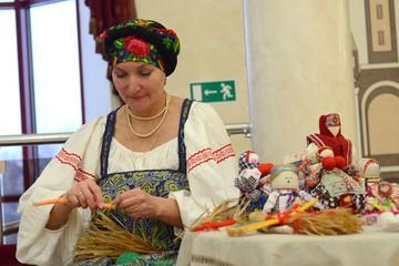 «Кладовая ремесел»: сохранение иразвитие народных художественных промыслов России