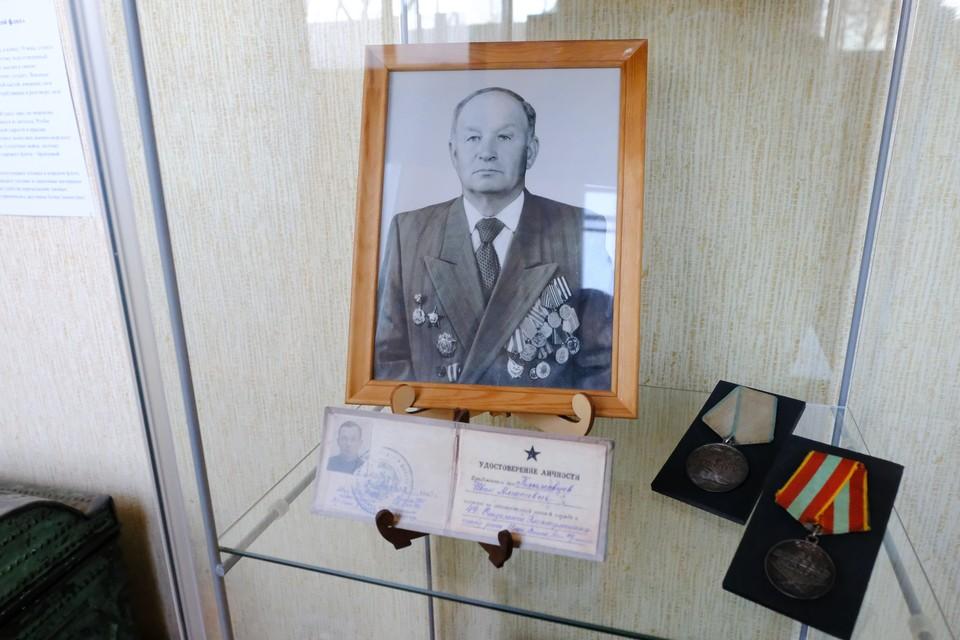 Иван Климовцев прошел войну, от Москвы до Берлина, и вышел в отставку в 1957 году в звании подполковника.
