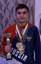 Студент Ставропольского филиала РАНХиГС стал призером всероссийского турнира по вольной борьбе