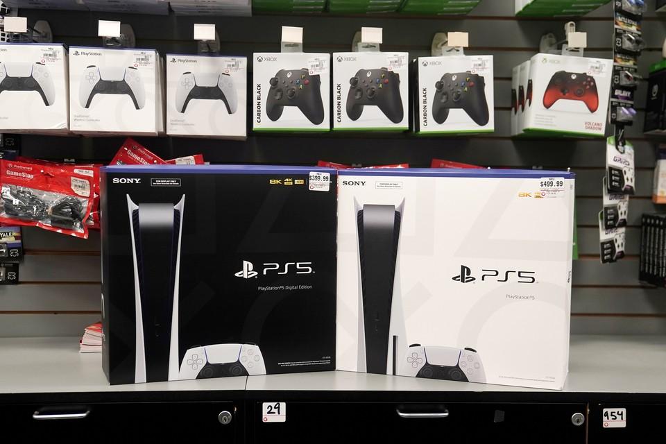 На «Авито» начали продавать фотосессии с Playstation 5
