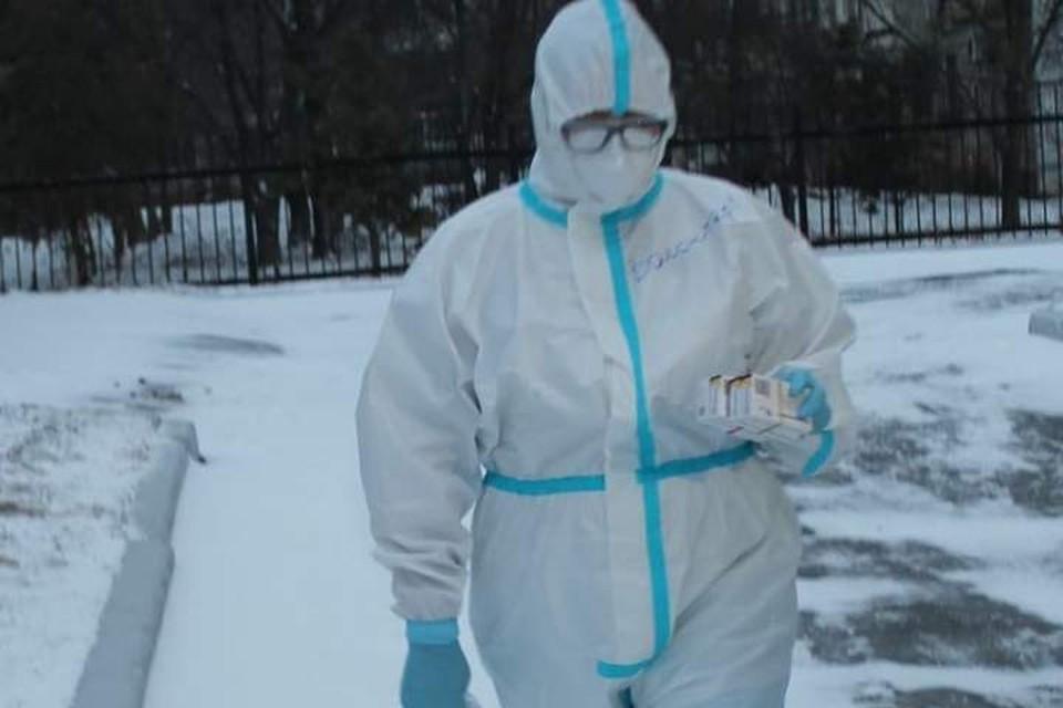 Коронавирус в Хабаровском крае: последние данные на 22 ноября 2020 года. Фото: минздрав Хабаровского края
