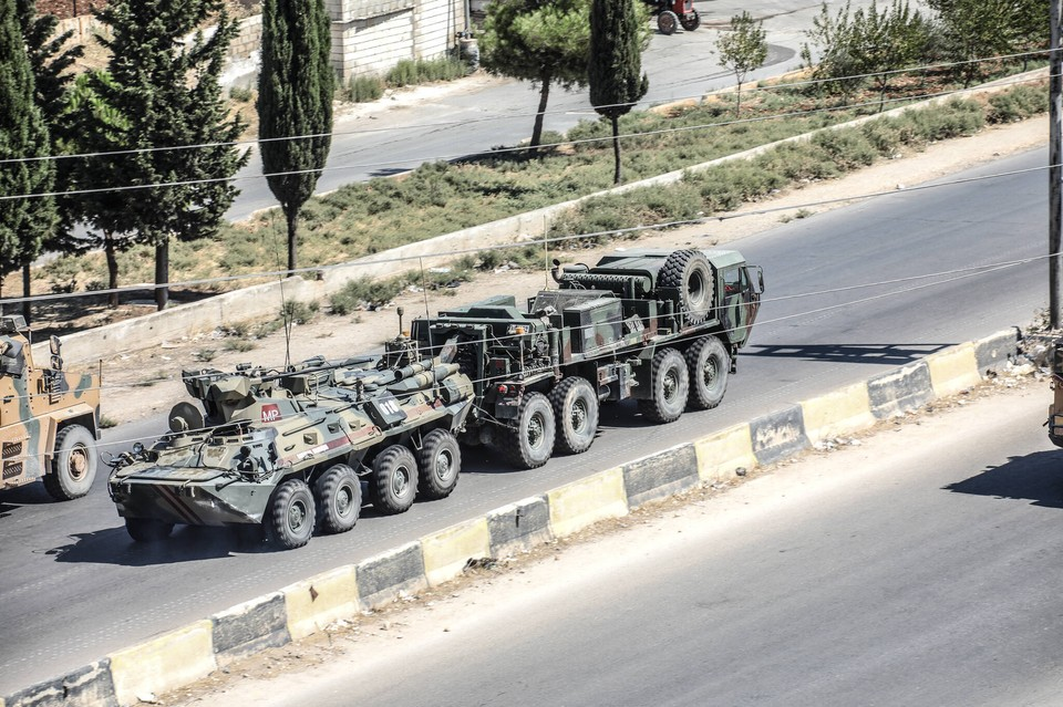 Турецких военных задействуют в наблюдательном центре в Азербайджане, сообщили в Анкаре.