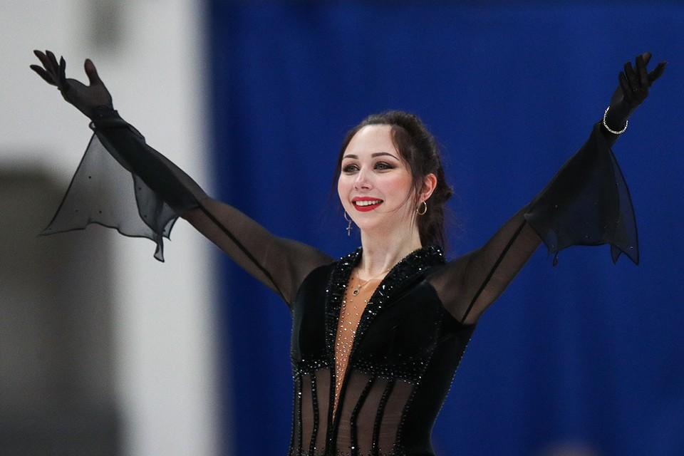 Елизавета Туктамышева. Фото: Сергей Бобылев/ТАСС