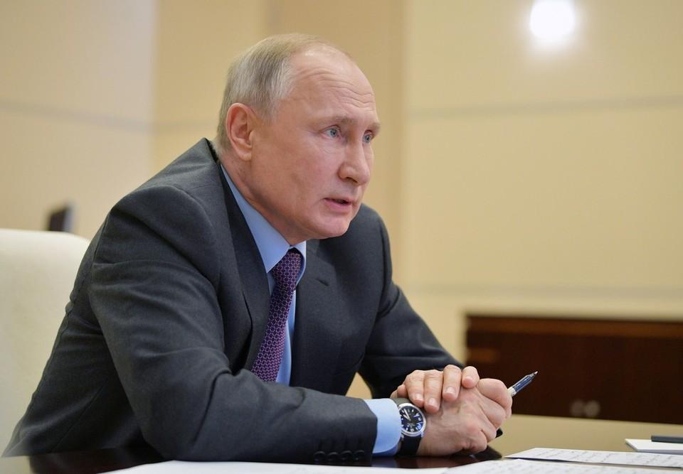 Путин высказался о принадлежности Нагорного Карабаха
