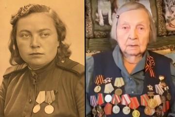 Путин наградил 98-летнего ветерана, собравшую 4,5 млн рублей для семей умерших от коронавируса медиков