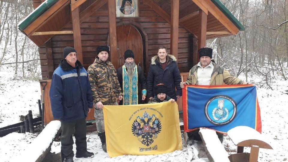 В Белгородском районе обустроили святой источник. Фото пресс-службы администрации Белгородского района
