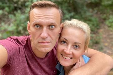 Немецкие СМИ: Запад поменяет Алексея Навального на его жену