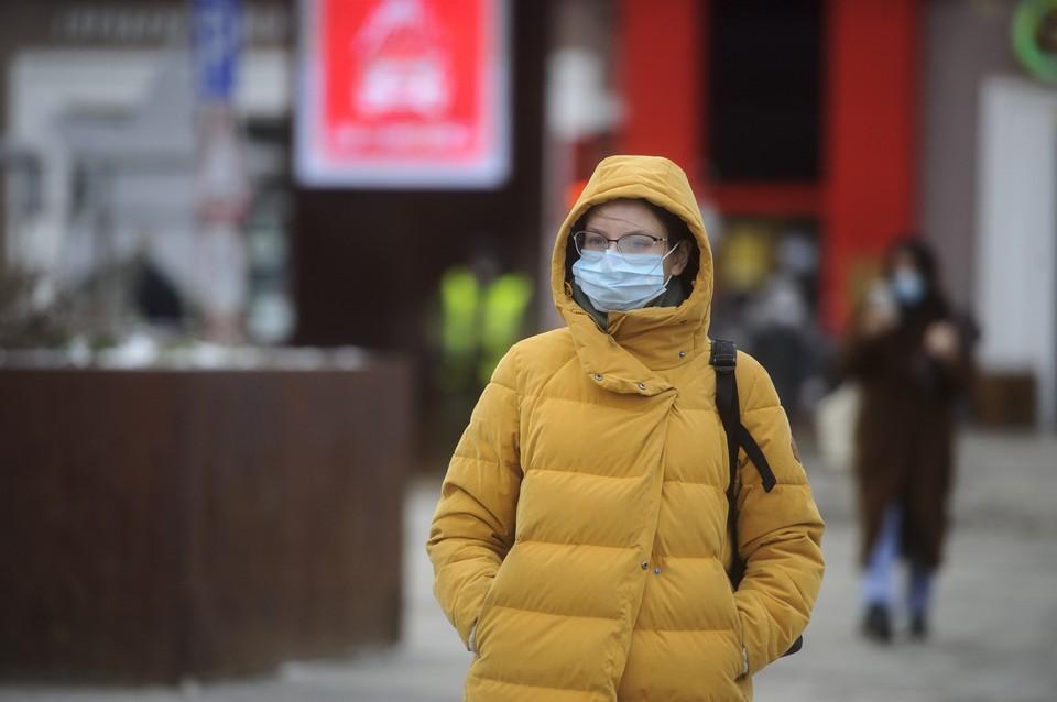 Коронавирус в Башкирии на 25 ноября 2020: врачи советуют не сбивать температуру 37-37,5