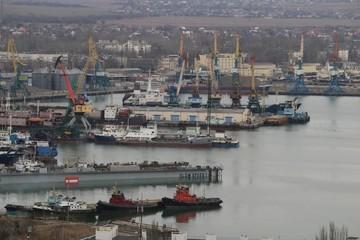 В Крыму ответили на арест Киевом кораблей РФ за заходы в порты полуострова