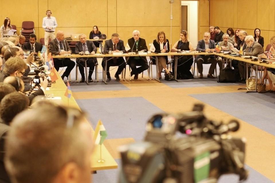 На международной конференции в Москве обсудят участие СМИ в противодействии терроризму. Фото: /interatr.org