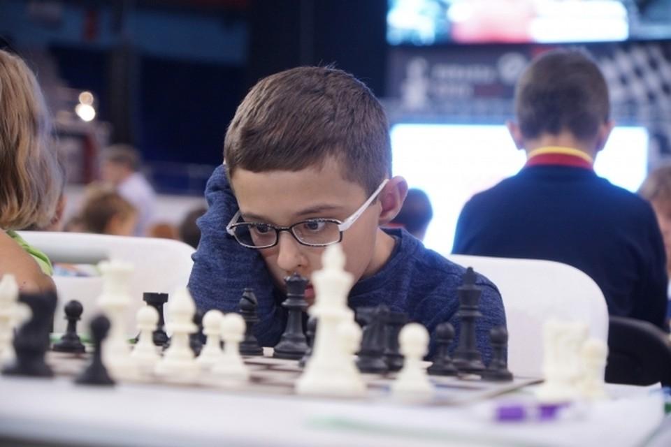 Крымская команда шахматистов будет представлять Россию на соревнованиях.