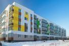 В экологически чистом микрорайоне Екатеринбурга построено уже 50 домов