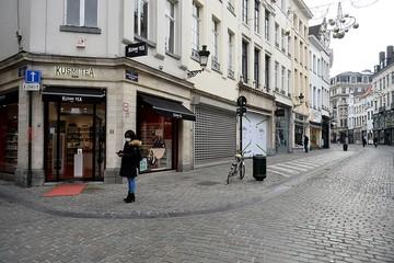 Бельгия продлила жесткий карантин до середины января