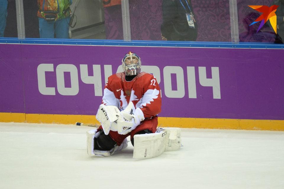 Сергей Бобровский стал чемпионом мира в 2014 году.