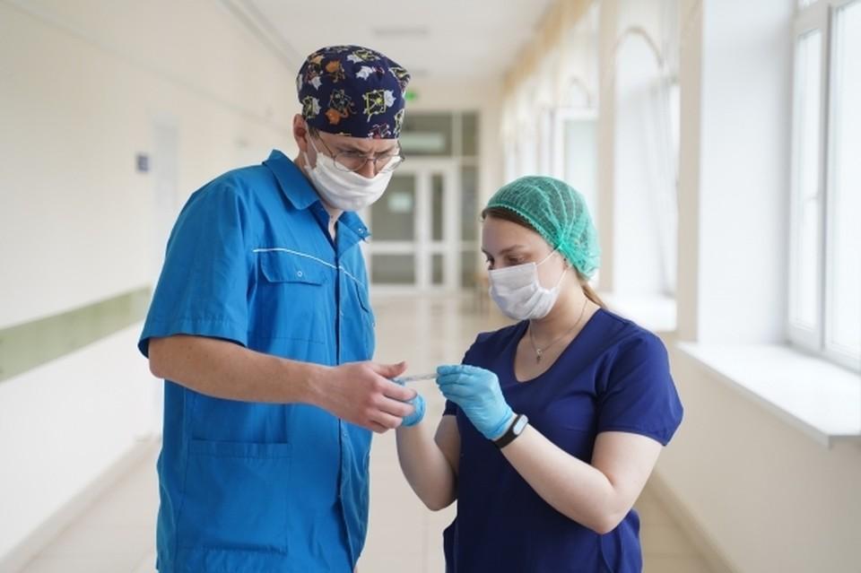 Получено более 650 доз плазмы, 452 из них выдано в медицинские организации