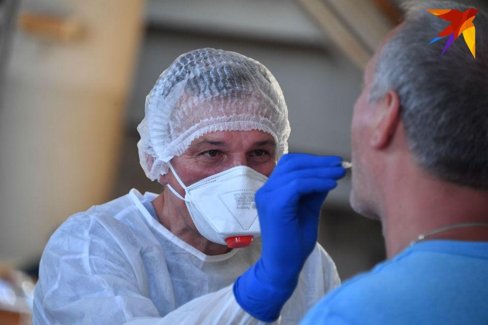 Жители Мурманской области будут получать результаты теста на коронавирус прямо в телефон.