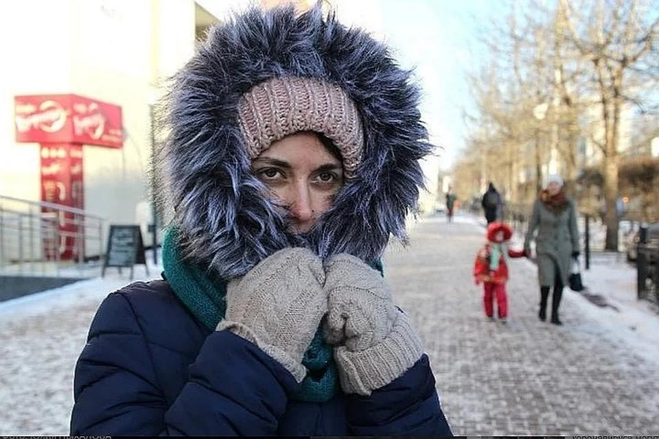 В Астраханской, Саратовской, Омской, Свердловской областях, в Татарстане, Башкортостане и еще в некоторых других регионах в течение недели ожидается холодная погода с отклонениями от нормы на 5-10 градусов