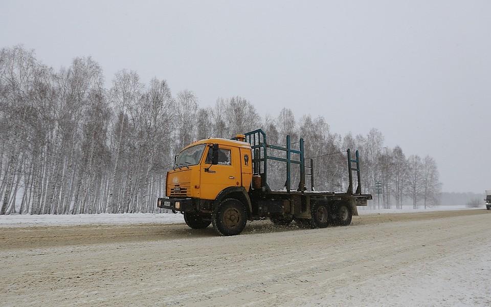 Для грузового транспорта вводятся ограничения