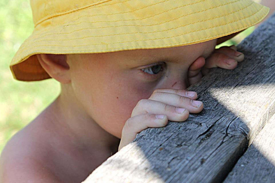 Больше года ребенок подвергался насилию. Фото: Ольга Щипицина