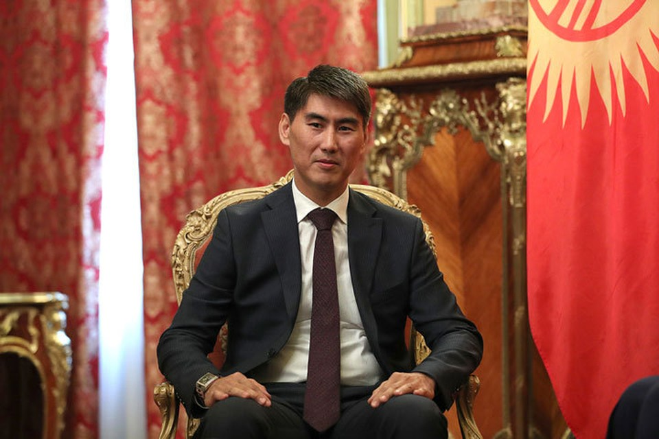 Чингиз Айдарбеков покинул пост советника президента.