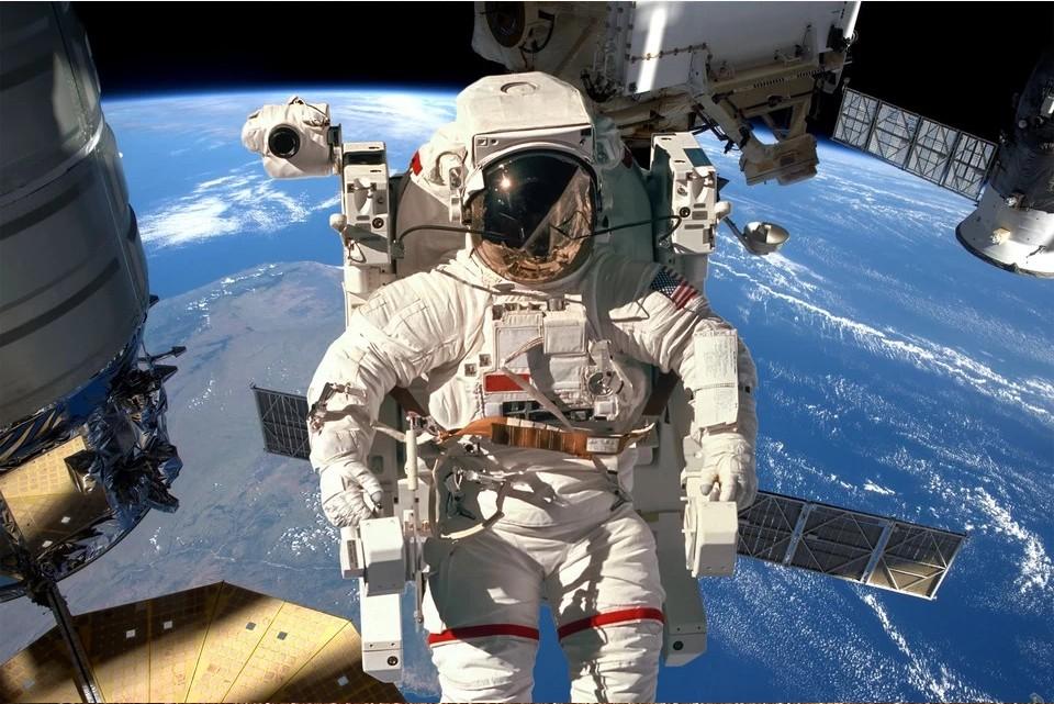 Космонавт сообщил, что члены экипажа МКС практически не замечают утечку воздуха