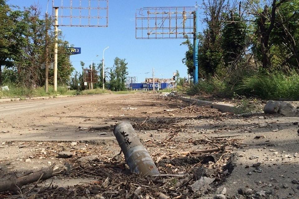 Военная агрессия Украины в Донбассе началась в 2014 году