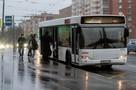 Табло на остановках и пунктуальные автобусы: В Петербурге представили новую систему на транспорте