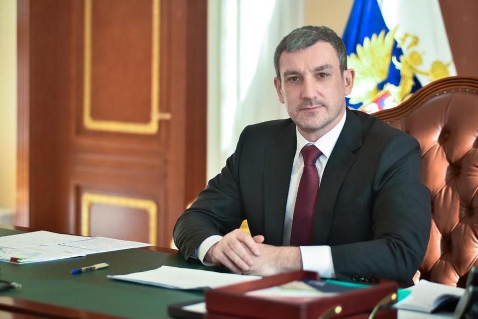 По словам губернатора Василия Орлова, амурские аграрии отправляют свою продукцию на экспорт в 12 стран. Фото: пресс-служба правительства Амурской области.
