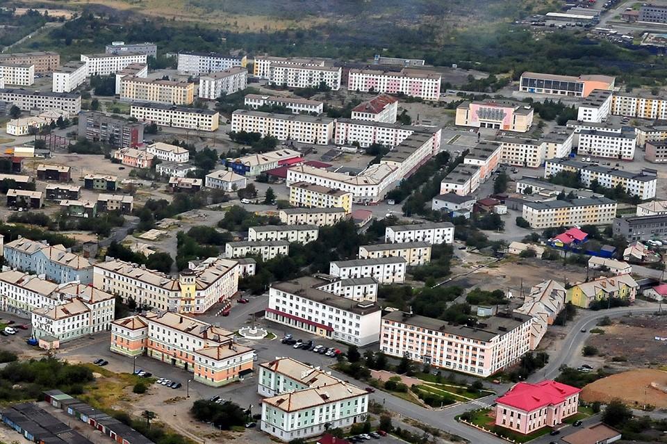 В программу попадут не только закрытые населенные пункты, но и те, что такового статуса не имеют, но в них проживают защитники Отечества, например, Спутник. Фото: Пресс-служба КГМК.