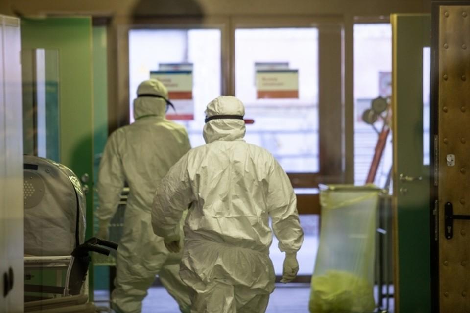 Врач из Уханя предупредила о распространении новых видов коронавируса