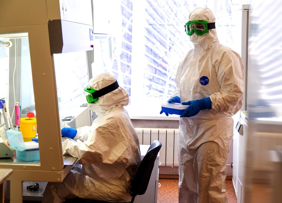 Официальное число новых зараженных коронавирусом в Томской области превысило 200 человек за сутки