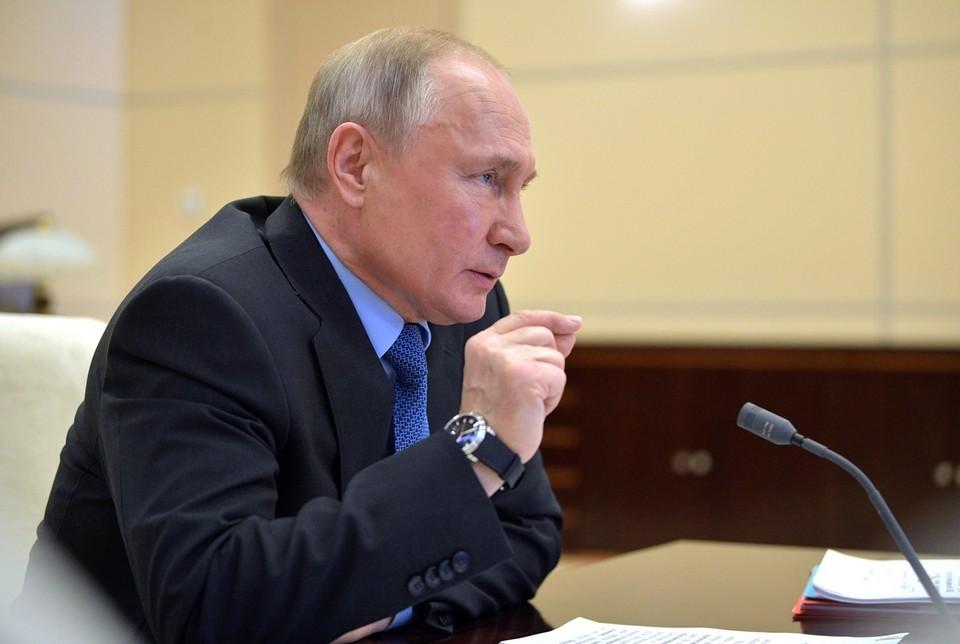 Путин заявил, что Россия будет «прирастать» Арктикой