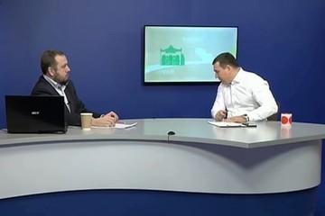 Тьфу, извините: мэр Новокузнецка плюнул в прямом эфире