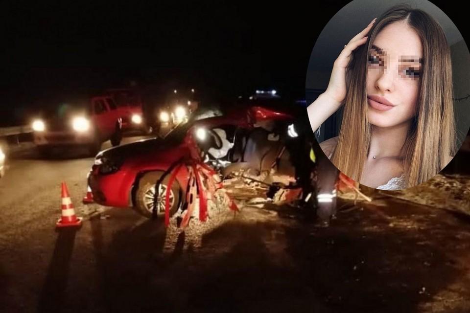 """Пассажирка """"Форд"""" скончалась в больнице не приходя в сознание. Фото: УГИБДД по Свердловской области"""