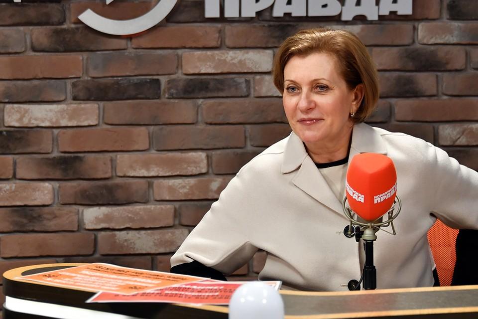Полный текст беседы читайте на сайте kp.ru в ближайшие дни