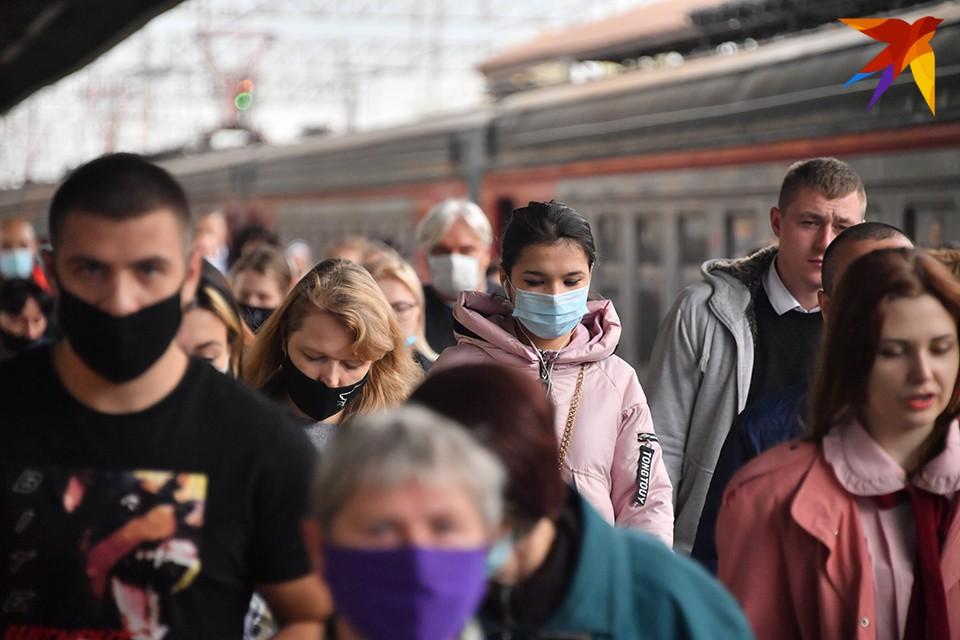 В ряде субъектов наблюдается рост числа заболевших коронавирусом.