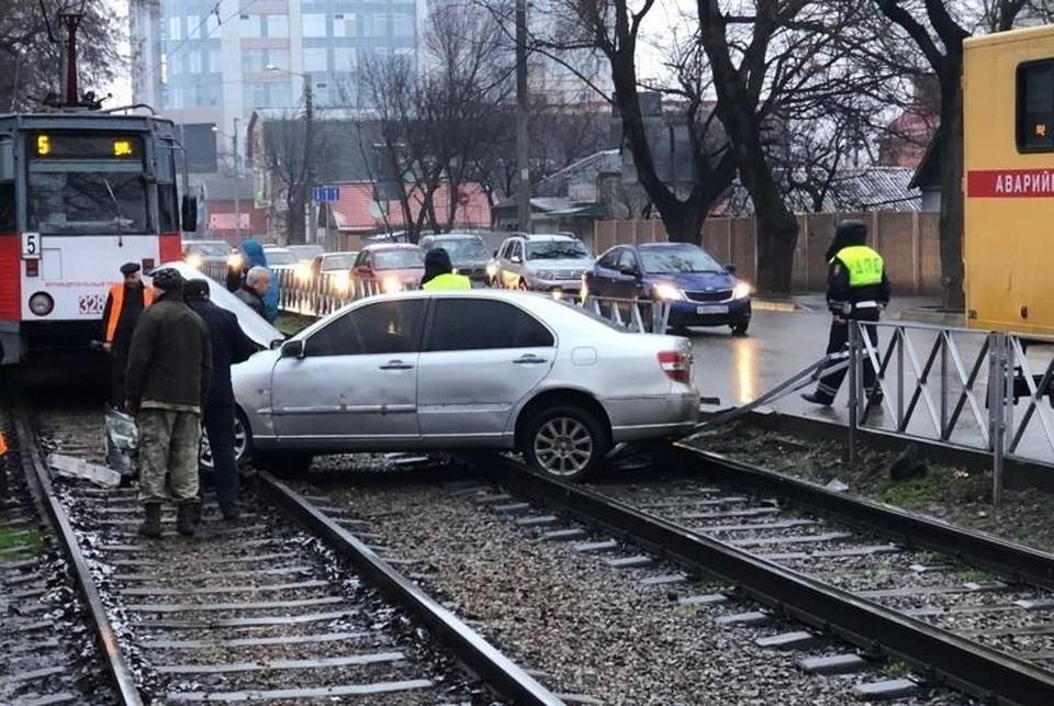 В Краснодаре немало мест, где регулярно случаются ДТП Фото: krd.ru