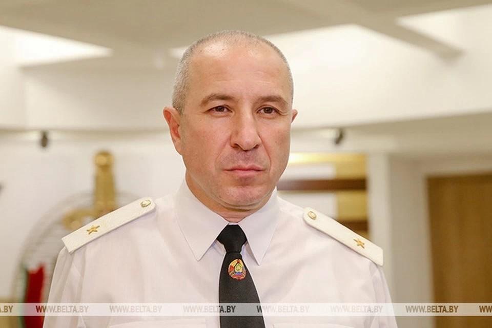 Юрий Караев. Фото: БЕЛТА