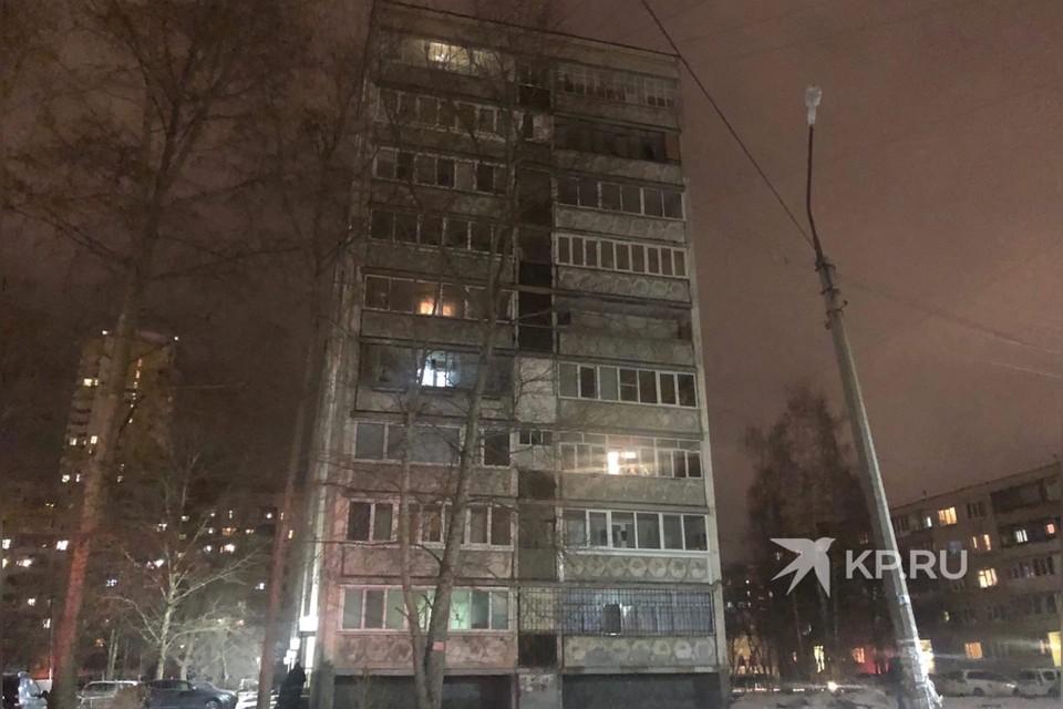 Убийство произошло в многоэтажке на ЖБИ.