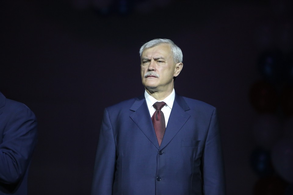 Умерла жена экс-губренатора Петербурга Екатерина Полтавченко