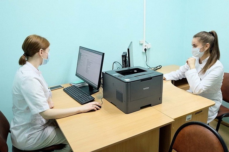 Центр создан на базе поликлиники № 3 Кировского клинико-диагностического центра. которая находится по адресу: улица Молодой Гвардии, 98. Фото: kirovreg.ru
