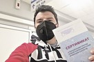 """""""Контактировал с зараженным"""": наш корреспондент ушел на самоизоляцию после второй прививки от коронавируса"""