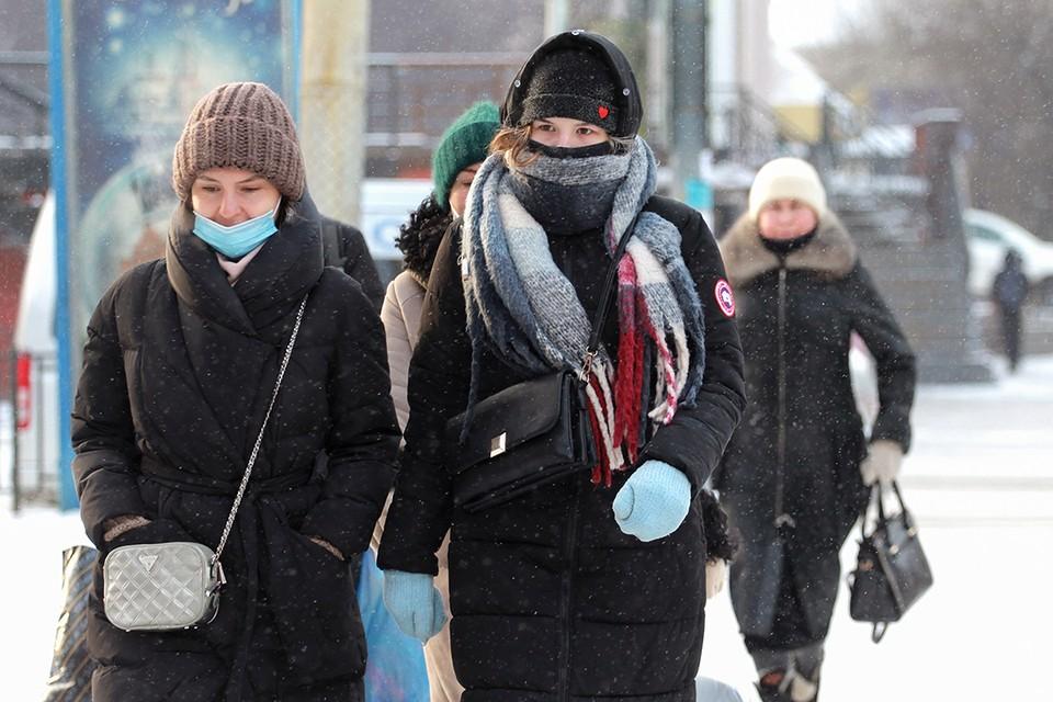 Синоптики предупредили об аномальных морозах в Иркутске 31 декабря