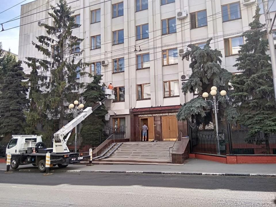 Задержан прокурор Кировского района