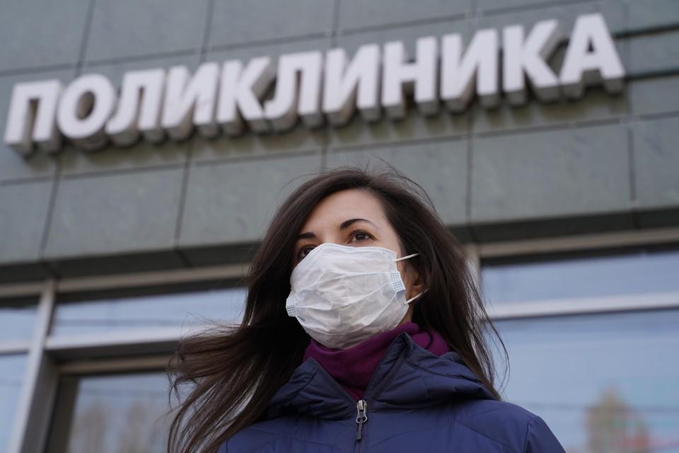 В Самарской области опять выросло число зараженных коронавирусом