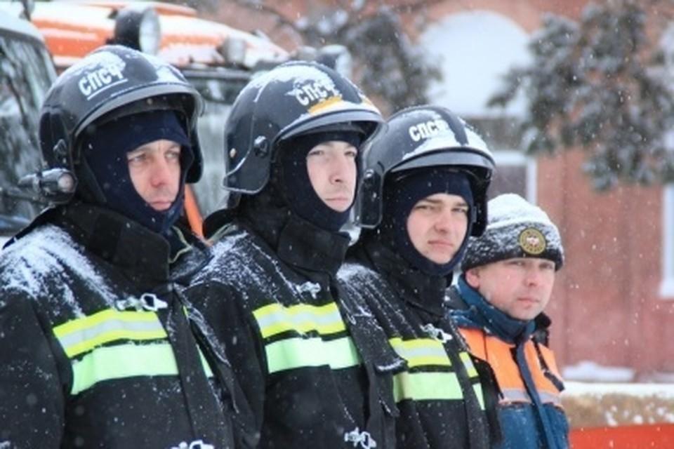В Кузбассе МЧС переведено в режим повышенной готовности. Фото: МЧС Кузбасса