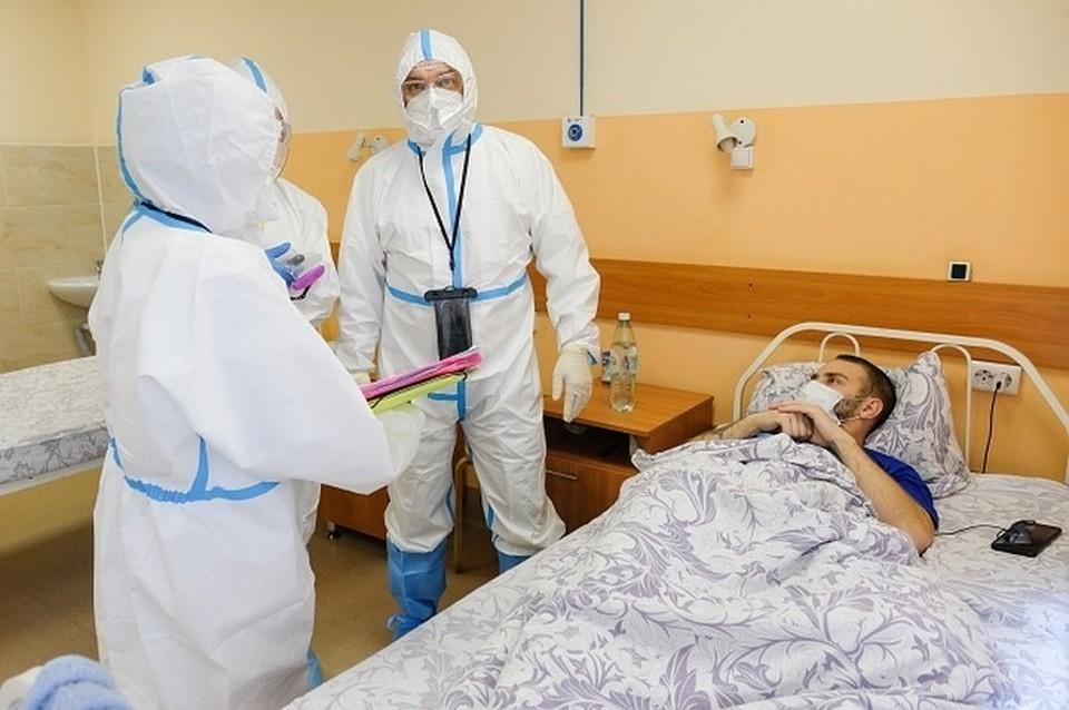 В Крыму зарегистрировали еще 340 случаев COVID-19. Фото: Артем Килькин (архив) Артем
